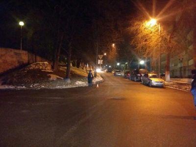ВПятигорске шофёр сбил пенсионерку и исчез сместа трагедии