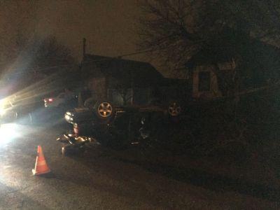 ВБудённовске легковушка врезалась вопору ЛЭП: 4 человека пострадали