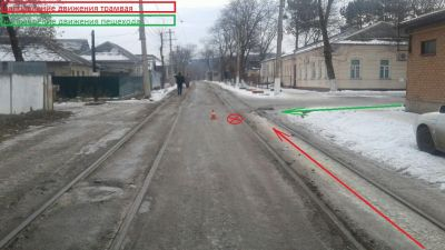 ВПятигорске трамвай сбил 11-летнюю школьницу