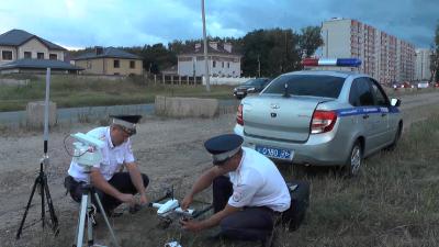 Квадрокоптеры смотрят забезопасностью дорожного движения наСтаврополье