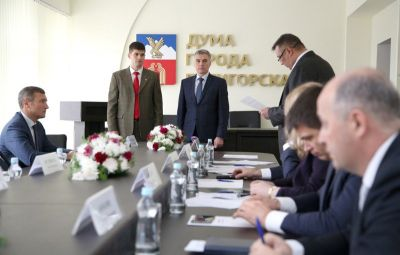 Задолжность руководителя Пятигорска поборются два кандидата