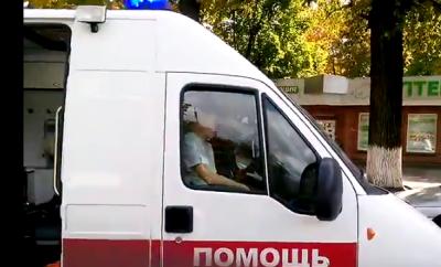 В Минводах произошел взрыв бытового газа