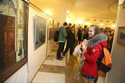 Встолице СКФО открылась выставка молодых живописцев Ставрополья