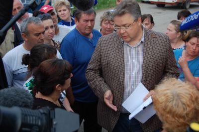 Пострадавшим отпаводка наСтаврополье выплатили неменее 450 млн. руб.