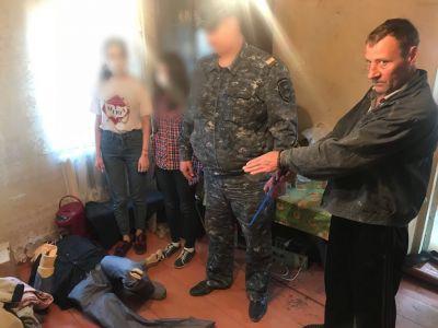 В Георгиевском районе раскрыто жестоко убийство