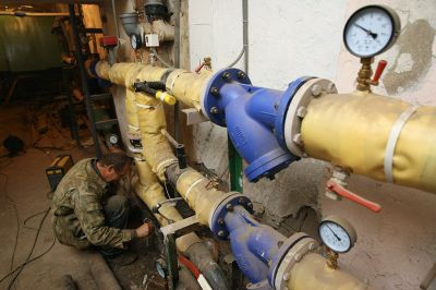 Два десятка многоэтажек остались без отопления вПятигорске