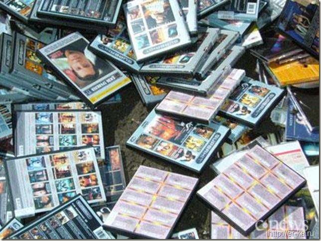 Вангую расцвет пиратства- всяких там 10 фильмов на одном двд, кинонов